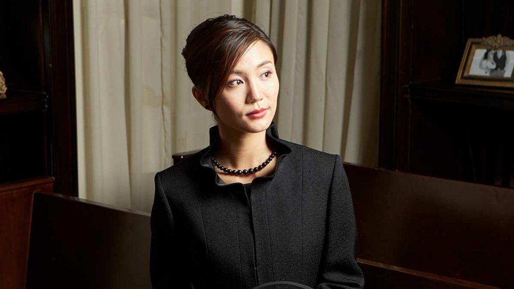 日本製ブラックフォーマルブランド「LUCIAGE(ルチアージュ)」人気のアイテム