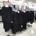 イトーヨーカ堂 久喜店で<大きいサイズのブラックフォーマル>販売がスタートしました